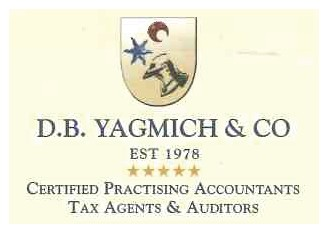 D B Yagmich  Co - Hobart Accountants