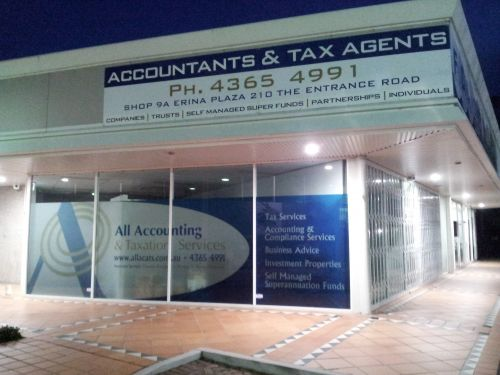 All Accounting  Taxation Services - Hobart Accountants
