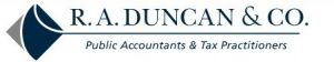 Duncan R A  Co - Hobart Accountants