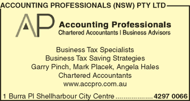 Accounting Professionals (NSW) Pty Ltd
