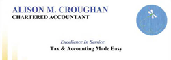 Alison M Croughan Chartered Accountant - Hobart Accountants