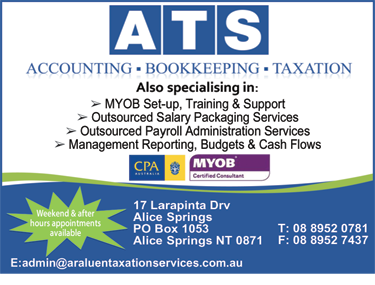 ATS?Araluen Taxation Services