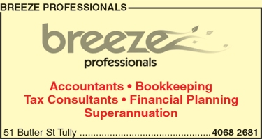 Breeze Professionals - Hobart Accountants