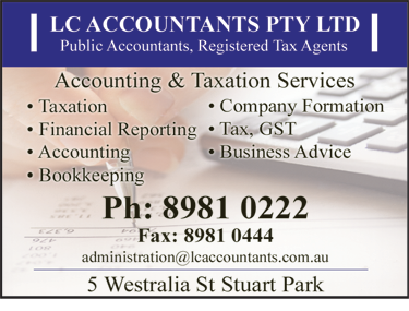 LC Accountants Pty Ltd