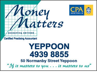 Money Matters Accounting Services