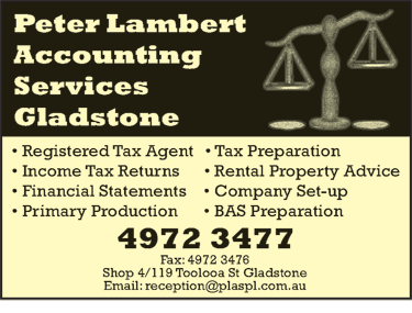 Peter Lambert Accounting Services