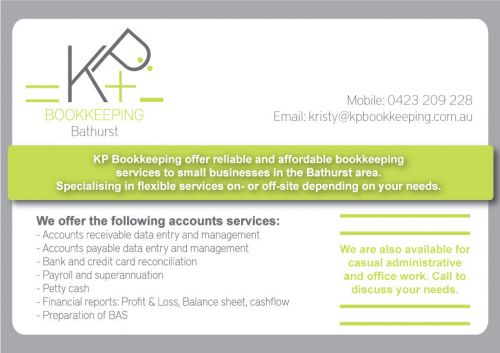 KP Bookkeeping