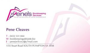 Pene's Bookkeeping Services - Hobart Accountants