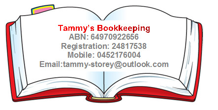Tammy's Bookkeeping - Hobart Accountants