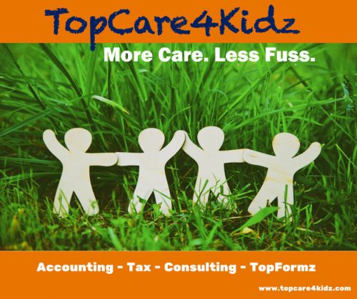 TopCare4Kidz - Hobart Accountants