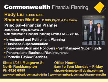 Commonwealth Financial Planning - Hobart Accountants