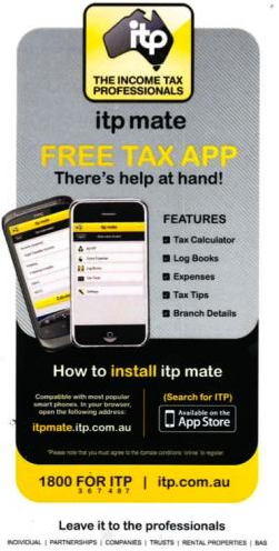 ITPThe Income Tax Professionals - Hobart Accountants